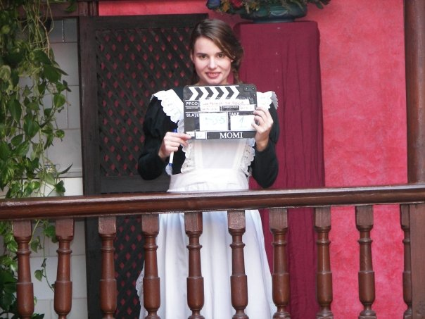 Zaida Alonso - Web oficial de la actriz Zaida Alonso